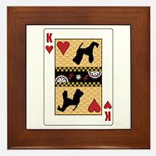 King Kerry Framed Tile