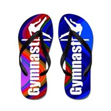 Incredible Gymnast Flip Flops