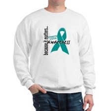 Awareness 1 Interstitial Cystitis Sweatshirt