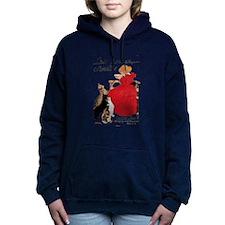 Steinlen Cats Hooded Sweatshirt