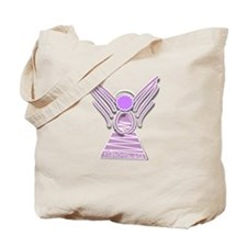 FIBROMYALGIA ANGEL Tote Bag
