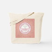 ANESTHESIA ALLERGY Tote Bag