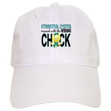Messed With Wrong Chick 1 IC Baseball Baseball Cap
