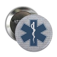 "STAR OF LIFE 2.25"" Button"