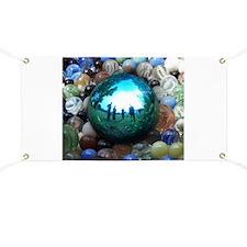 Magic Blue Marble Banner