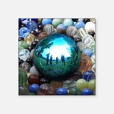 Magic Blue Marble Sticker