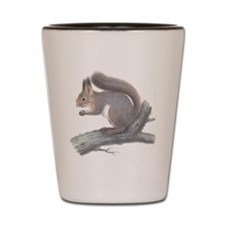 Vintage Squirrel Shot Glass