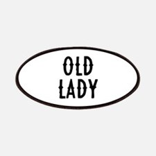 Old Lady Patches