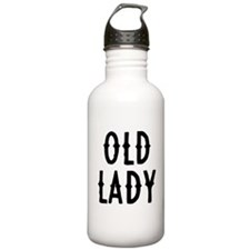 Old Lady Water Bottle