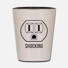 Shocking Shot Glass