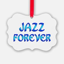 Jazz Forever Ornament