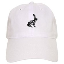 Jackrabbit (illustration) Baseball Baseball Cap