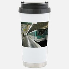 Hop On The Metro Travel Mug