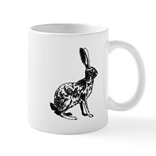 Jackrabbit (illustration) Mugs