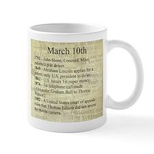 March 10th Mugs
