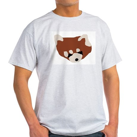 Red Pandas Rock T-Shirt