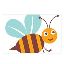 Flying Bee Postcards (Package of 8)