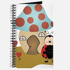 ladybug with house Journal