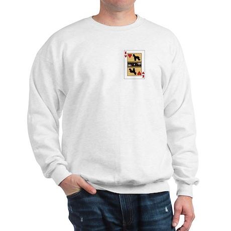King Spaniel Sweatshirt