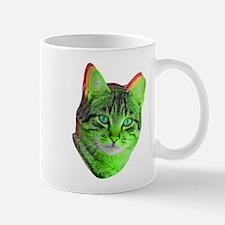 Saturday Cat Picnic Mug