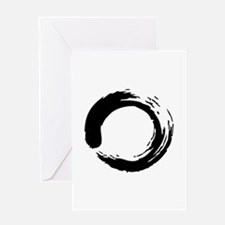 enso Greeting Cards