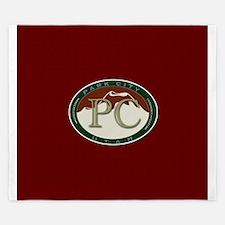 Park City Mountain Logo King Duvet