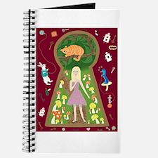 Alice (FairyTale Fashion #4) Journal