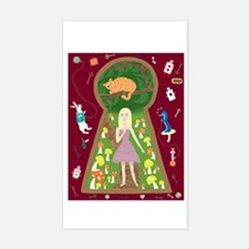 Alice (FairyTale Fashion #4) Decal