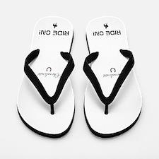 Cool Horse items Flip Flops