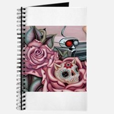 SUGAR SKULL ROSES Journal