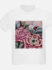 SUGAR SKULL ROSES T-Shirt