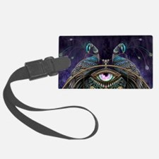 PAVOs EYE Luggage Tag