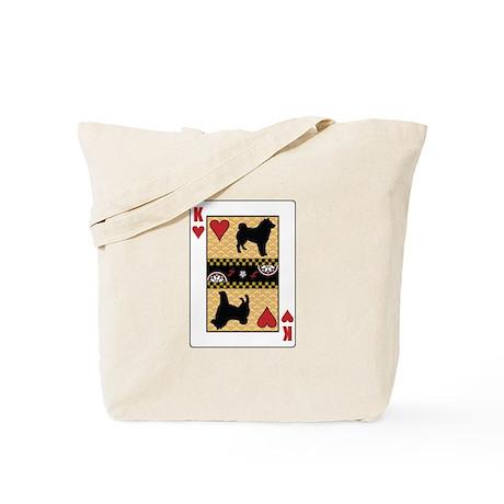 King Sheepdog Tote Bag