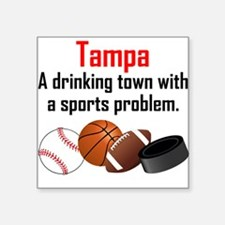 Tampa A Drinking Town With A Sports Problem Sticke