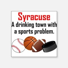 Syracuse A Drinking Town With A Sports Problem Sti