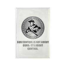 (Eternal Vigilance) About Control Magnets
