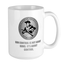 (Eternal Vigilance) About Control Mugs