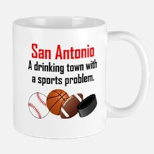 San Antonio A Drinking Town With A Sports Problem
