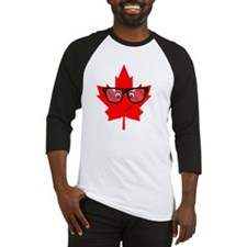Smart Canadian Baseball Jersey
