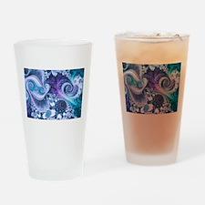 Arcanum Drinking Glass