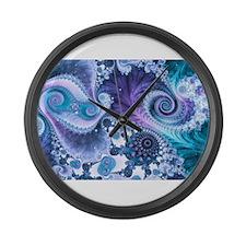 Arcanum Large Wall Clock