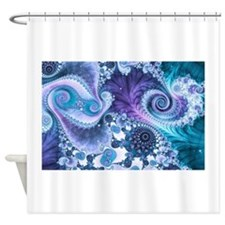 Arcanum Shower Curtain