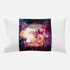 ABSTRACT SKULL Pillow Case