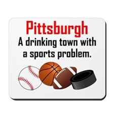 Pittsburgh A Drinking Town With A Sports Problem M