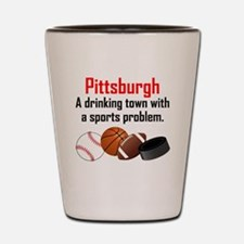 Pittsburgh A Drinking Town With A Sports Problem S