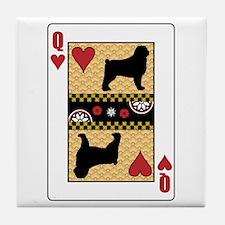 Queen CAO Tile Coaster