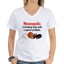 Minneapolis A Drinking Town With A Sports Problem