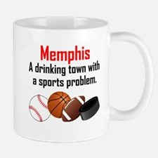Memphis A Drinking Town With A Sports Problem Mugs