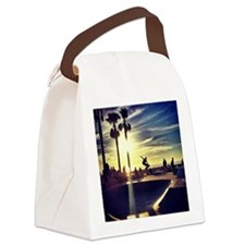 CALI SKATE Canvas Lunch Bag