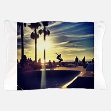 CALI SKATE Pillow Case
